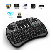 Mini Teclado Wireless Touchpad  Ps3 Xbox Celulares Smart Tv