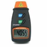 Tacômetro Digital Óptico Photo Laser Medidor De Rotação Rpm