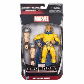 Marvel Legends Hasbro Sentry Avenging Allies Odin Wave