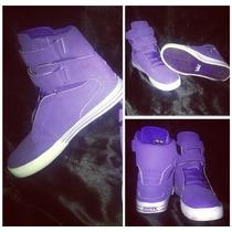 Zapatos Supra Tk Society Morados
