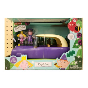 Ben And Hollys Royal Car Coche Real Con Sonidos Nana Plum