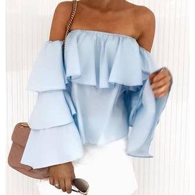 Blusas Para Mujer Limonni Li443 Campesinas
