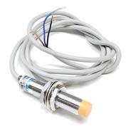 Sensor Indutivo 12mm Para Máquina Laser E Router