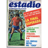 Revista Estadio Deportiva, Usada, 1979, De Chile.