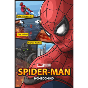 Poster Spider Man Homecoming