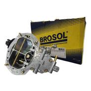 Carburador Brosol H34 Gasolina Opala 4cc 80 81 82 83 84 85