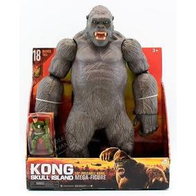 King Kong Isla Calavera Mega Figura Articulada 46 Cms