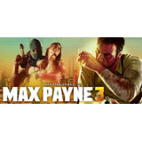 Max Payne 3 @ Pc Original Steam
