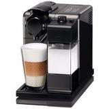 Cafetera Nespresso Lattissima Touch Black Titanium