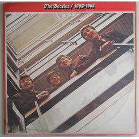 Lp The Beatles 1962-1966 Duplo Com Encartes