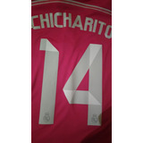 Jersey Chicharito Real Madrid