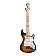 Guitarra Michael Infantil Junior Gm219 Vintage Sunburst