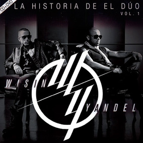 Wisin Y Yandel La Historia Del Duo Volumen 1 Cd + Dvd