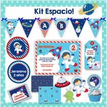 Kit Imprimible Espacio Novedad!!!