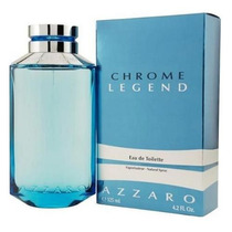 Perfume Azzaro Chrome Legend Masculino Edt 125ml Original