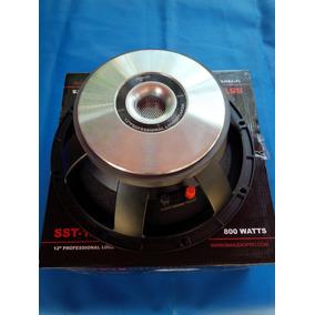 Medio Bajo Sm Audio 12 Plg