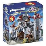 Playmobil 6697 - Castillo Maletín Del Barón Negro