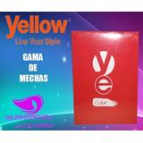 Oferta Gama De Mechas De Colores Tinte Yellow