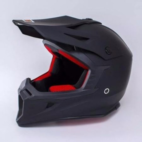 Casco Cross Enduro Origine V325 Negro Mate