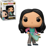 Funko Pop Disney Mulan Movie - Mulan (villager) #638