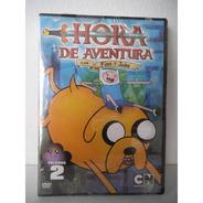 Hora De Aventura Con Finn Y Jake Vol. 2 Dvd