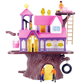 Brinquedo Casa Na Árvore Ref. 3901 - Home Play/xplast