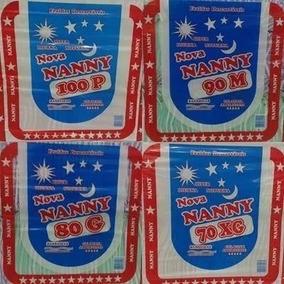 Fralda Descartável Infantil Nanny Baby Atacado Revenda