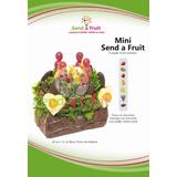 Mini Send A Fruit - Arreglo Frutal - Ramo De Fruta