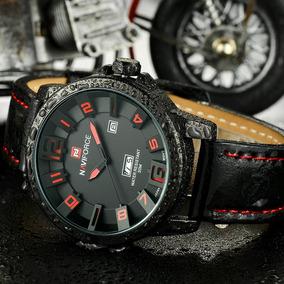 0a825db124b Relógio Timberland Social Importado Original Couro Data Raro ...