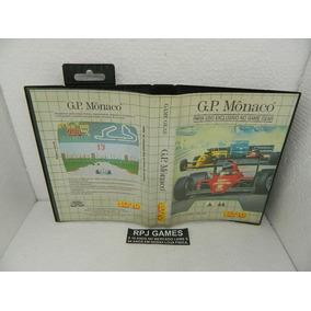 4709e0c2b Gp Monaco Original Com Caixa P  Game Gear - Loja Centro Rj