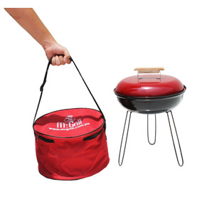 Grillstore - Parrilla Mini Grill Con Maletín