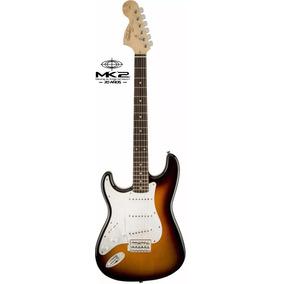 Guitarra Eléctrica Squier Fender Stratocaster Affinity Zurda