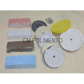 Kit 16 - Polimento Moto - Canal Kle Gdc