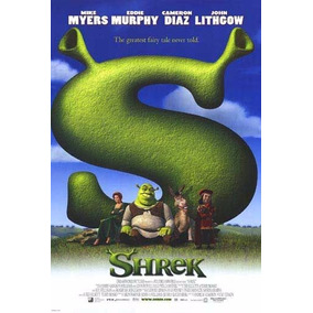 Shrek - Coleção Completa (6 Dvd