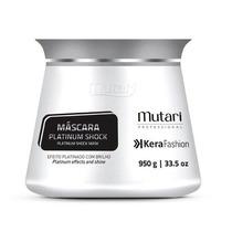 Mascara Platinum Shock Kerafashion Professional Mutari 950g