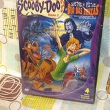 Dvd Scooby-doo O Que Há De Novo Vol. 03 Susto Pistas Dia Das