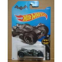 Hot Wheels Batman Batimovil Arkham Knight Batmobile Nuevo