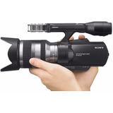 Videocamara Sony Nex Vg10 + Lente 18-200