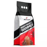 Muscle Hammer Whey Isolado E Hidrolisado 900g - Body Action