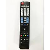Mando A Distancia De Repuesto Para Lg Tv 47la6200-ua 60ub820