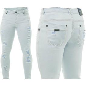 Calça Masculina Super Slim Pit Bull Jeans.