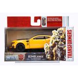 Transformes Carro Escala Jada Toys 1:36 Bumblebee Ajd