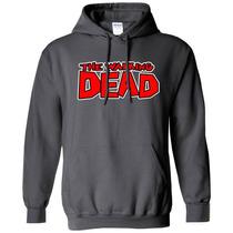 Buzo Con Capota Adulto Unisex The Walking Dead