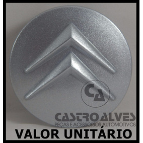 Calota Roda Citroen C3 Xsara Picasso 2003|2010 Prata Aro 15