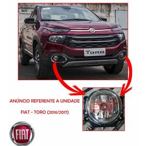Farol Milha Neblina Auxiliar Fiat Toro Original 2016 Em Dian