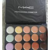 Paletas Correctores Colores Mac 15 Tonos