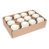 Caneca Para Sublimação - Cerâmica Branca Resinada Aaa C/12
