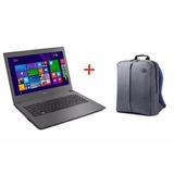 Laptop Acer Aspire Intel 4gb Ddr/dd1tb/14 /windows10+regalo