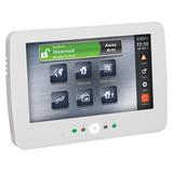 Teclado Alarma Dsc - Pantalla Color Táctil Lcd 7 Pulgadas