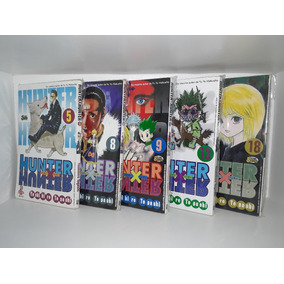 Mangá Hunter X Hunter Varios Volumes Jbc